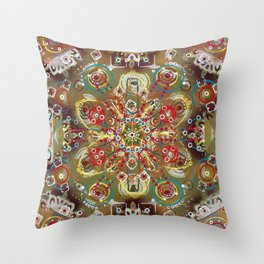 From My Soul Throw Pillow