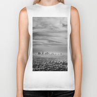 la Biker Tanks featuring LA by petervirth photography