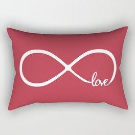 Infinite Love! Rectangular Pillow