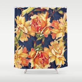 flowers pattern #flower #flowers #pattern Shower Curtain