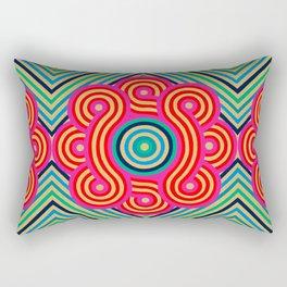 Cosmic Vibrations Within Rectangular Pillow
