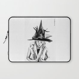 The tiny witch Laptop Sleeve