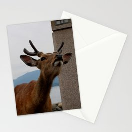 miyajima deer Stationery Cards