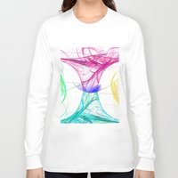candy Long Sleeve T-shirts featuring candy by haroulita