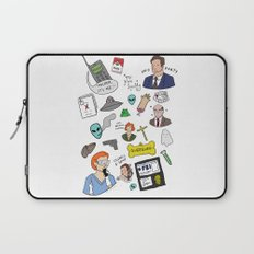 The X-Files Laptop Sleeve