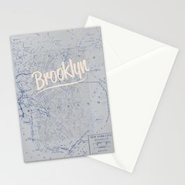 Brooklyn Stationery Cards