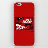 akira iPhone & iPod Skins featuring Akira! by Demonigote