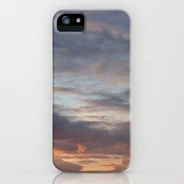Sky 01/20/2014 18:14 iPhone Case