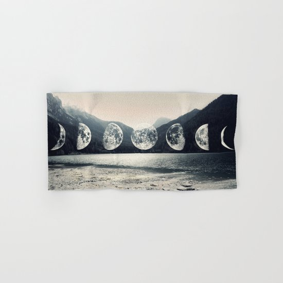 Moonlight Mountains Hand & Bath Towel