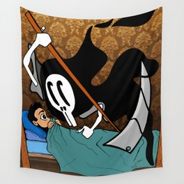 Sleep paralysis Wall Tapestry