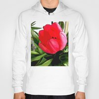 tulip Hoodies featuring Tulip by Mr and Mrs Quirynen