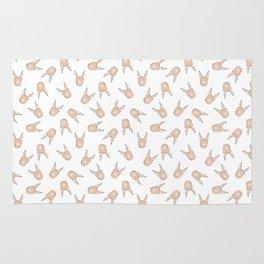 Alpaca Pattern Rug