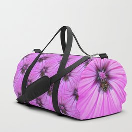Nectar drunken flower fly Duffle Bag