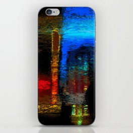 Abstract Certainty iPhone Skin