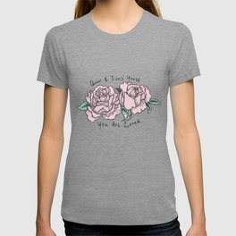 Queer and Trans Youth You Are Loved T-shirt