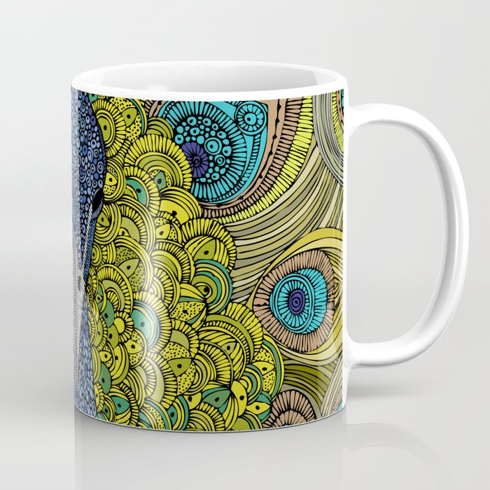 Mr. Pavo Real Coffee Mug