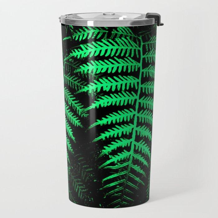 Emerald Triplets Travel Mug