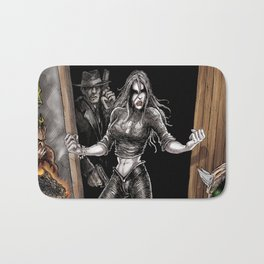 The Tales of Bloody Mary #7 Bath Mat