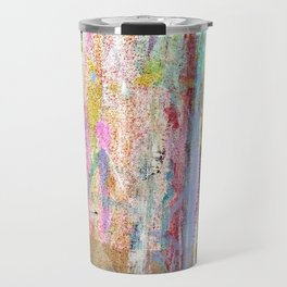 Colorful Bohemian Abstract 1 Travel Mug