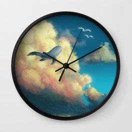 Sunsets Wall Clock