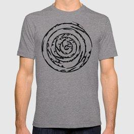 Rock Circle Mandala T-shirt