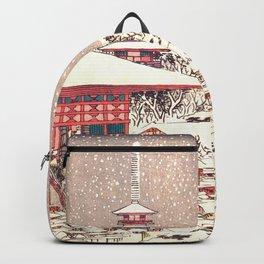 Year End Fair Backpack