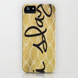 I Slay iPhone Case