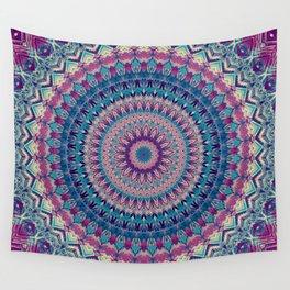 Mandala 475 Wall Tapestry