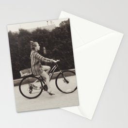Vintage Bike Ride Stationery Cards