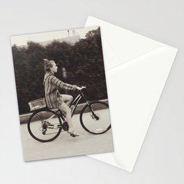 Vintage Bike Ride Stationery Cards