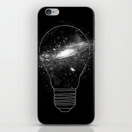 Sparkle - Unlimited Ideas iPhone Skin