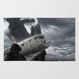 Railgun Wars Rug