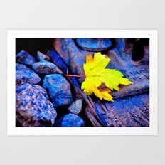 The Feeling of Fall Art Print