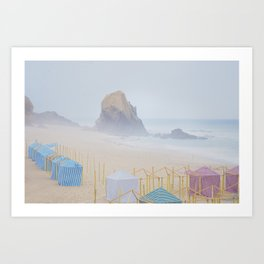 Summer haze pt1 Art Print