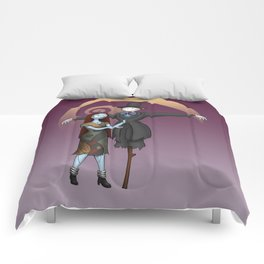 Of My Dear Friend Comforters
