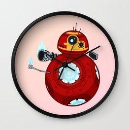 Iron BB8 Wall Clock
