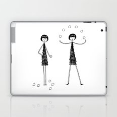 Unlike Eloise, Ramona knew how to juggle Laptop & iPad Skin
