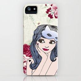 Me gusta que me descubran poco a poco ❤ ♡ ❤  iPhone Case
