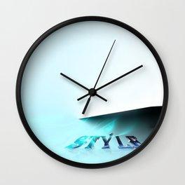 Style design Wall Clock