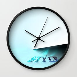Style design Wall Clock
