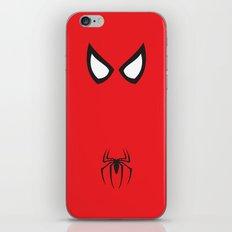 Spider-Man Minimalist iPhone & iPod Skin