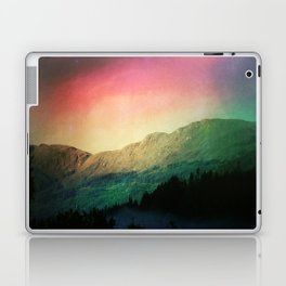 Scottish Mountains Laptop & iPad Skin