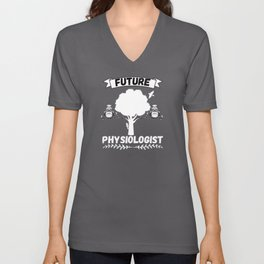 Future Physiologist - Profession Unisex V-Neck