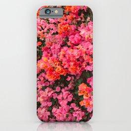 California Blooms iPhone Case