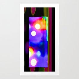 light lover adapter Art Print
