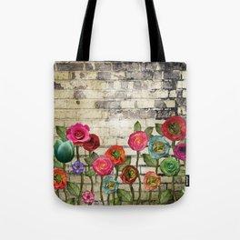 Wallflowers 1 Tote Bag