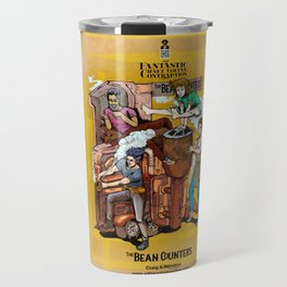The Fantastic Craft Coffee Contraption Suite - The Bean Counters Travel Mug