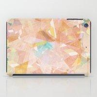 diamonds iPad Cases featuring Diamonds by Zeke Tucker