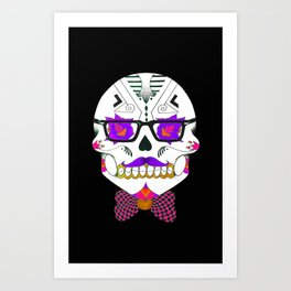 Dead Hip Art Print