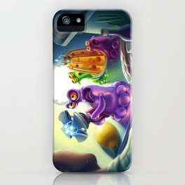 Kidnapping story iPhone Case